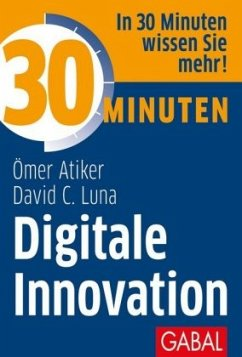 30 Minuten Digitale Innovation - Atiker, Ömer; Luna, David C.