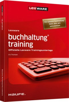 Lexware buchhaltung® training - Thomsen, Iris