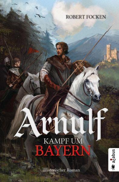 Buch-Reihe Arnulf von Robert Focken