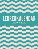 Lehrerkalender 2019-2020 und Lehrerplaner 2019-2020 Schulplaner für die Unterrichtsvorbereitung für das neue Schuljahr - Kalender, Planer, Timer und Organizer - Ein Planer ideal als Lehrer-Geschenk