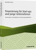 Finanzierung für Start-ups und junge Unternehmen