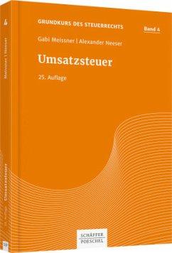 Umsatzsteuer - Meissner, Gabi;Neeser, Alexander