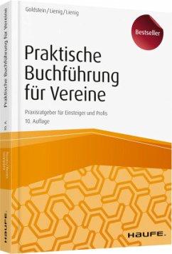 Praktische Buchführung für Vereine - Goldstein, Elmar; Lienig, Horst; Lienig, Timo