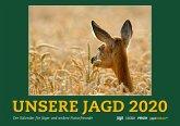 Wandkalender UNSERE JAGD 2020