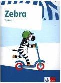 Zebra 1. Arbeitsheft Vorkurs Klasse 1