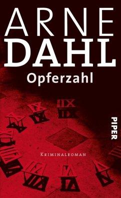 Opferzahl (eBook, ePUB) - Dahl, Arne