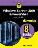 Windows Server 2019 & PowerShell All-in-One For Dummies (eBook, PDF)