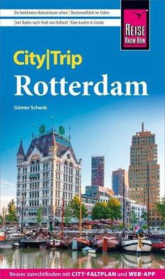 Reise Know-How CityTrip Rotterdam (eBook, ePUB) - Schenk, Günter