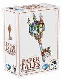 Pegasus 57308G - Paper Tales, Die Tore der Unterwelt (Erweiterung), Strategiespiel
