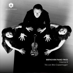 Klaviertrios Vol.3 - Trio Con Brio Copenhagen