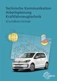 Technische Kommunikation, Arbeitsplanung, Kraftfahrzeugtechnik, Grundkenntnisse