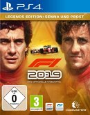 F1 2019 Legends Edition (PlayStation 4)