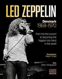 Led Zeppelin: Denmark 1968-1970 - Vangsgaard, Soren