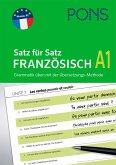 PONS Satz für Satz Französisch A1