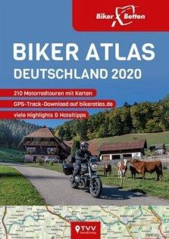 Biker Atlas DEUTSCHLAND 2020
