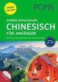 PONS Power-Sprachkurs Chinesisch für Anfänger