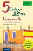 PONS 5-Minuten-Lektüren Spanisch A2 - La casa amarilla