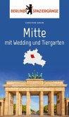 Mitte mit Wedding und Tiergarten