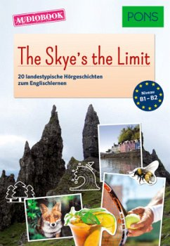 The Skye's the limit, Audio-CD - Butler, Dominic