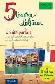 PONS 5-Minuten-Lektüren Französisch A2 - Un été parfait