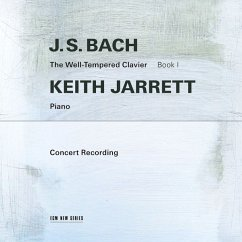 J.S.Bach: The Well-Tempered Clavier,Book I - Jarrett,Keith