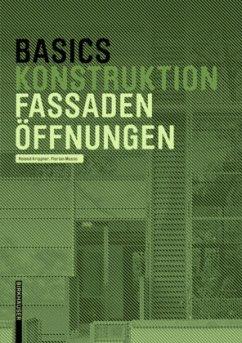 Basics Fassadenöffnungen - Krippner, Roland; Musso, Florian
