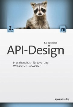API-Design (eBook, PDF) - Spichale, Kai