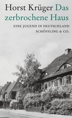 Das zerbrochene Haus (eBook, ePUB) - Krüger, Horst