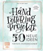 Handlettering Projekte - 50 neue Ideen für Feste, Wohndeko und mehr (Mängelexemplar)