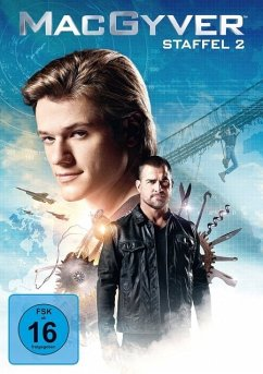 MacGyver - Staffel 2 - Lucas Till,George Eads,Tristin Mays