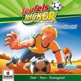 Hitzeschlacht! / Teufelskicker Hörspiel Bd.78 (1 Audio-CD)