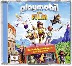 Playmobil - Der Film - Das Original-Hörspiel zum Kinofilm, 1 Audio-CD