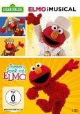 Sesamstrasse: Elmo - Das Musical & Riesenspaß mit Elmo DVD-Box