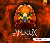Der Flug des Adlers / Animox Bd.5 (4 Audio-CDs)