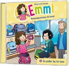 Emmi - Ein großer Tag für Emmi, 1 Audio-CD - Löffel-Schröder, Bärbel
