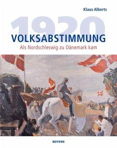 Volksabstimmung 1920 - Alberts, Klaus