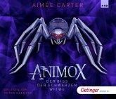 Animox, Der Biss der schwarzen Witwe, 4 Audio-CDs