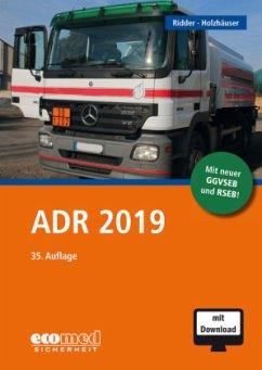 ADR 2019 - Ridder, Klaus; Holzhäuser, Jörg