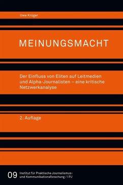 Meinungsmacht - Krüger, Uwe