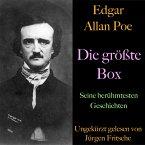 Edgar Allan Poe: Die größte Box (MP3-Download)