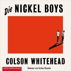 Die Nickel Boys (MP3-Download) - Whitehead, Colson