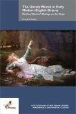The Unruly Womb in Early Modern English Drama (eBook, ePUB)