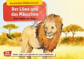 Der Löwe und das Mäuschen. Eine Fabel von Äsop. Kamishibai Bildkartenset