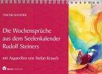 Die Wochensprüche aus dem Seelenkalender Rudolf Steiners