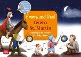 Emma und Paul feiern St. Martin. Spielfiguren für die Erzählschiene