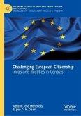 Challenging European Citizenship