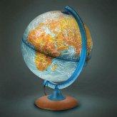 Nacht und Tag-Globus
