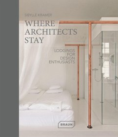 Where Architects Stay in Germany - Kramer, Sibylle