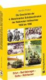 Die Geschichte der 4. Motorisierten Schützendivision der Nationalen Volksarmee 1956 bis 1990
