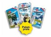 Die 20 besten Wohnmobiltouren in Deutschland - Band 1 bis 3